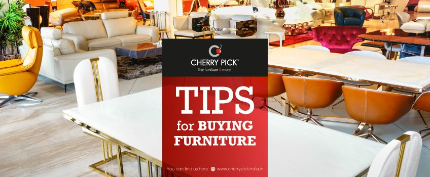 buy furniture for your home