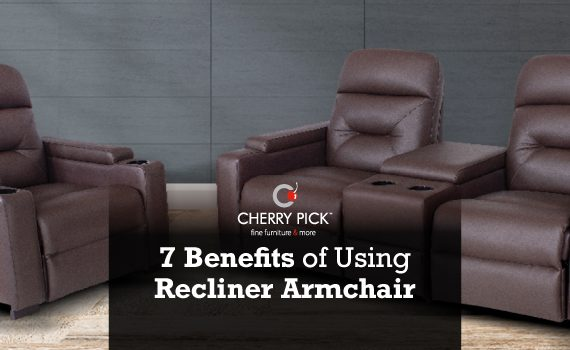 benefits of recliner armchair