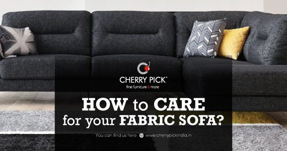 Care for Your Fabric Sofa
