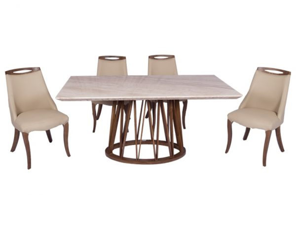 Albero Alto Dining Table For Dining Room Furniture From CherryPick India Furniture Store In Bangalore Koramangala