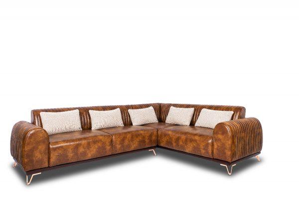 gola leather sofa