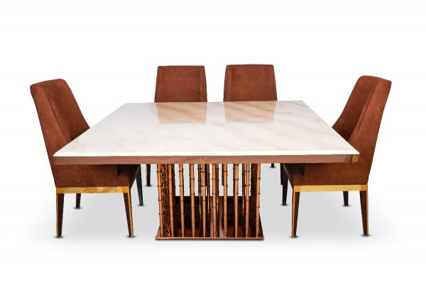 swayer 8 seater dining table
