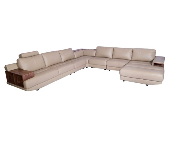 Brooklyn Leather Sofa for Living Room from Cherrypick India Furniture Store in Bangalore Karnataka