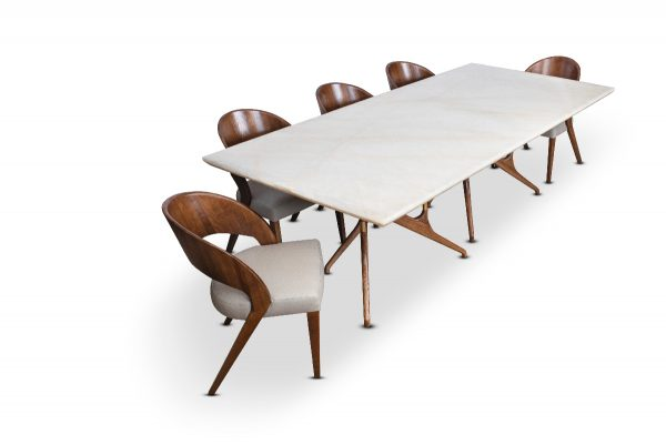 Barrington 8 Seater Dining Table For Living Room Furniture From CherryPick India Furniture Store In Bangalore Koramangala
