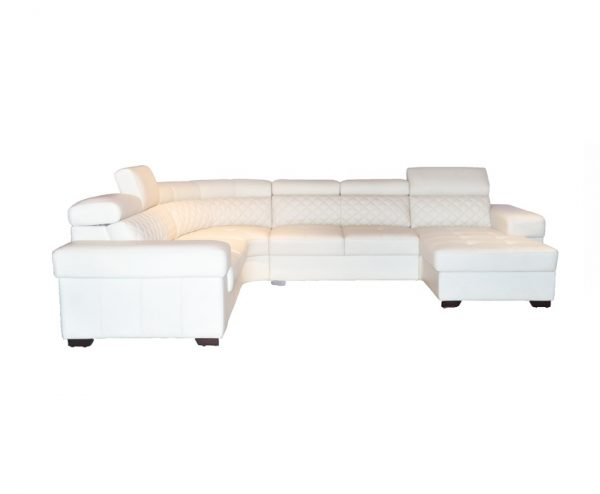 Crinum Leather Sofa for Living Room Furniture from Cherrypick India Furniture Store in Bangalore Koramangala