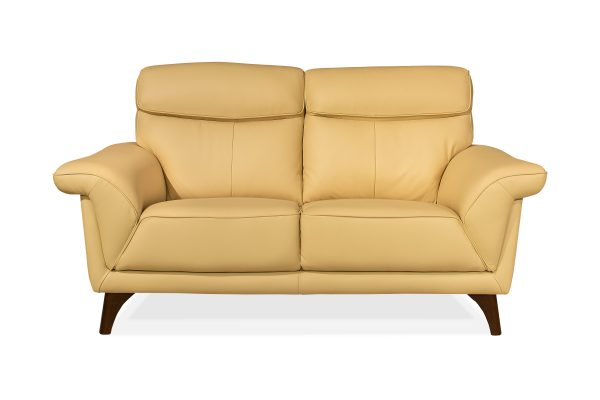Lure Leather Sofa for Living Room Furniture from Cherrypick India Store in Bangalore Koramangala