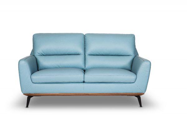 Paro Leather Sofa for Living Room Furniture from Cherrypick India Store in Bangalore Koramangala