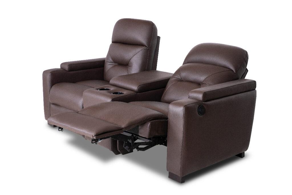 sparta recliner sofa
