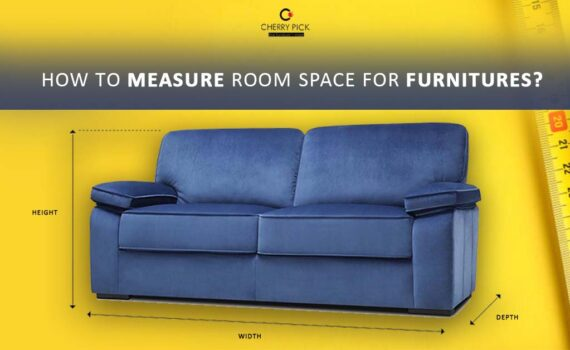How to measure room space for furnitures?