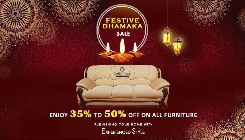 diwali furniture sale