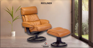Recliner - Luxury Relaxing Chair