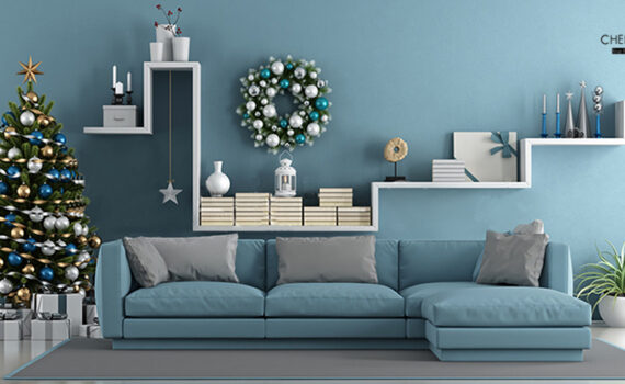 Christmas Living Room Decorating Tips